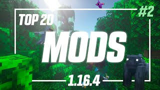 Top 20 Mods para Minecraft 1.16.4 #2