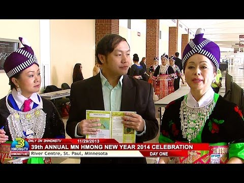 Day One: MN Hmong New Year 2014 in St. Paul hosted by Lao Family Foundation.