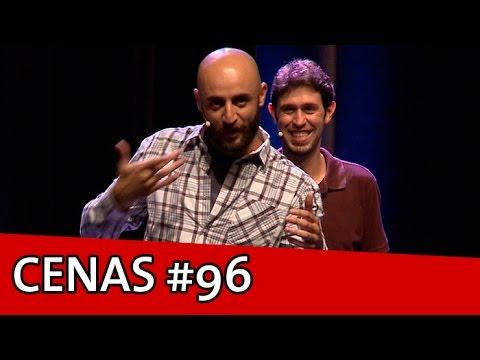 IMPROVÁVEL - CENAS IMPROVÁVEIS #96