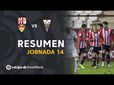 Logrones Albacete Goals And Highlights