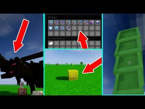 """10 คำสั่งใน """"มายคราฟ"""" สุดเจ๋ง!! (Minecraft Command Block)"""