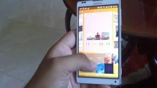 Sony xperia z2 live wallpaper apk