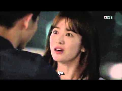 Descendants Of The Sun , romance scene ep 1 Sub Indo