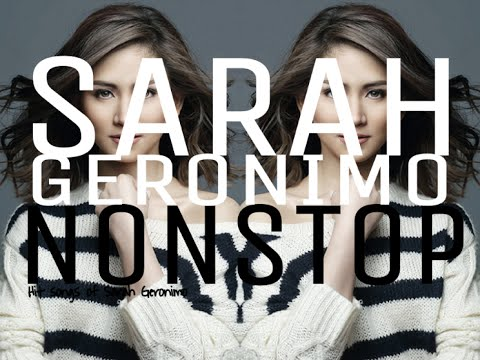 Sarah Geronimo NonStop | Hit songs of Sarah Geronimo [NEW]