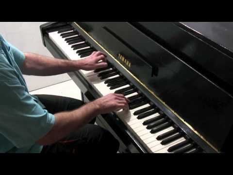 Mozart Sonata In C KV 545 - (complete) Paul Barton, Piano