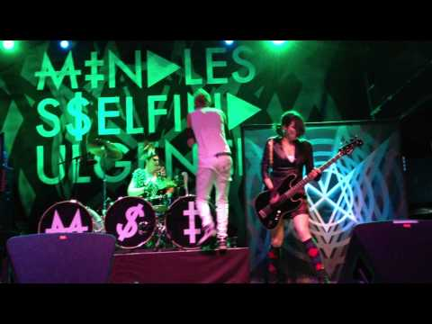 Mindless Self Indulgence / Witness Live in Minneapolis at Mill City Nights on April 25th, 2013