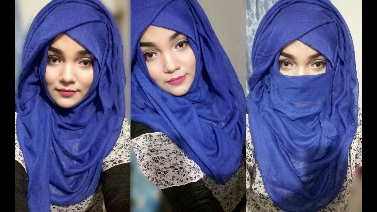 17 Best Images About Hijab Tutorial Easy Style On Pinterest Shawl Simple Hijab And Hijab Pins Stylish Hijab