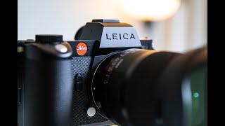 라이카 Leica SL2-S Unboxing