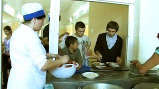 Видеопрезентация детского лагеря
