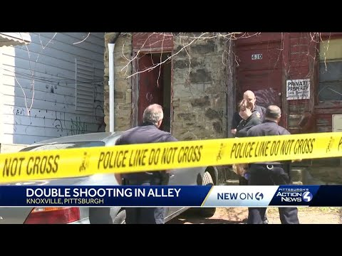 Double Shooting In Alley Behind Brownsville Road In Pittsburgh