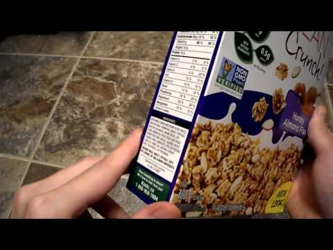 Review Kashi Go Lean Crunch Flax Almond Cereal