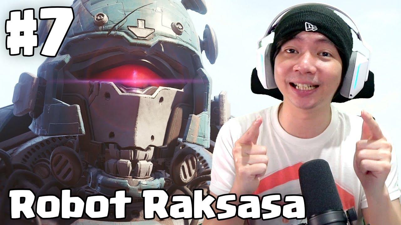 Fixernya Robot Raksasa - Ratchet & Clank : Rift Apart Indonesia - Part 7