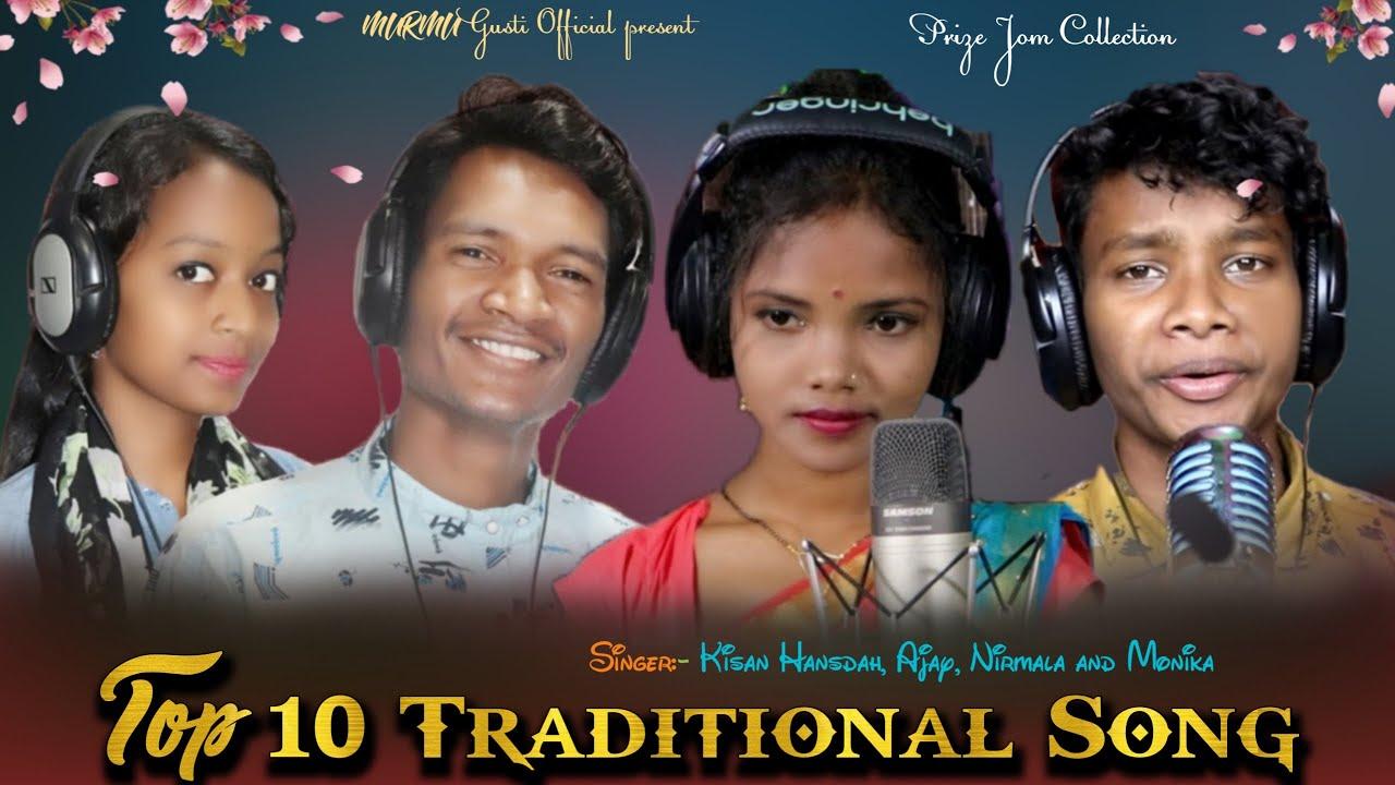 Top 10 Santali Traditional song | New Santali Video 2021 |Prize Jom Collection| MURMU Gusti Official
