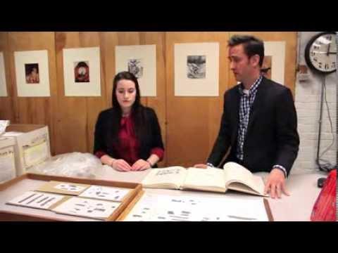 Museum Studies Internship: Piecing Together History