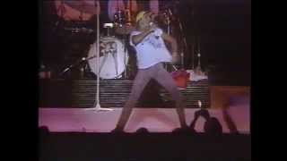 ROD STEWART - YOUNG TURKS - (Young Hearts) - Live 1981