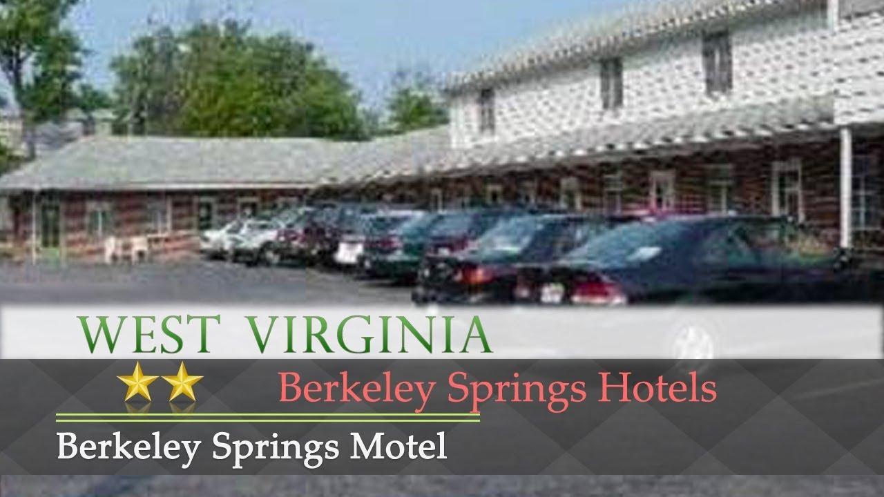 Berkeley Springs Motel Hotels West Virginia