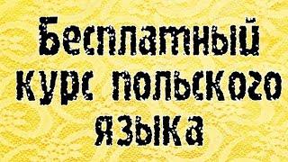 Бесплатные курсы польского языка в Варшаве. Польский язык для иностранцев. Курсы польского языка.