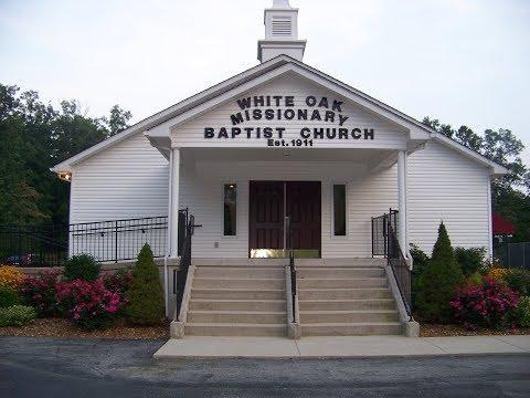 Slain by Sin - 1/21/2018 Evening White Oak Baptist Church
