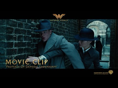 Wonder Woman ['Property Of General Ludendorff' Movie Clip in HD (1080p)]