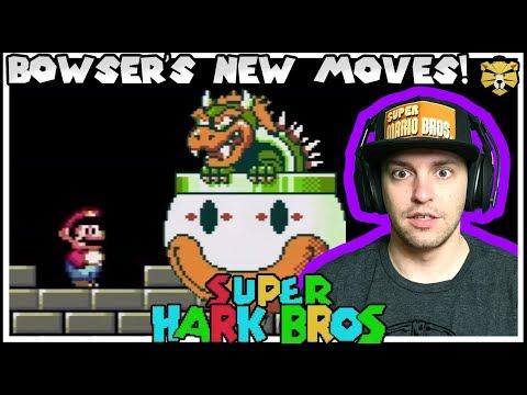 Hark Bros: Hitting All The Kaizo Blocks! Super Mario World Hack Finale