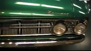 1963 Mercury Marauder S55 in jade green up for sale at Gateway Classic Cars