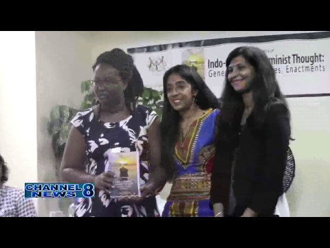 Book On Indo-Caribbean Feminist Thoughts Launched at UGBC