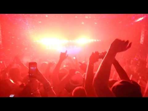 Cash Cash Safe and Sound Remix LIVE - Pier 94 NYC