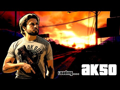 Alan Aztec - AK50 (feat. Vitalij)