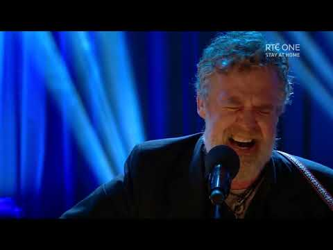 Glen Hansard & Colm Mac Con Iomaire 'Falling Slowly' | The Late Late Show | RTÉ One
