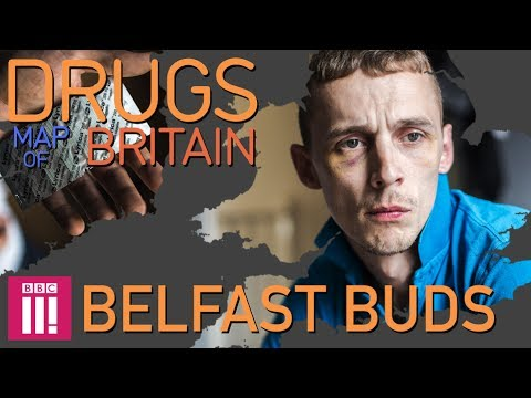 Belfast's Pregabalin Addiction | Drugs Map of Britain