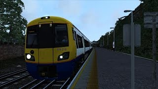 Lets Test Train Simulator 2016 North London Line Teil 2