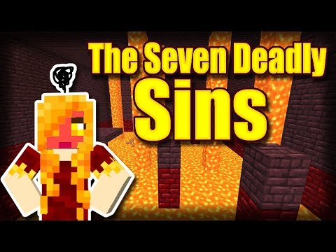 SO JUST HOW DEADLY ARE WE TALKIN'? - The Seven Deadly Sins - A Minecraft Map