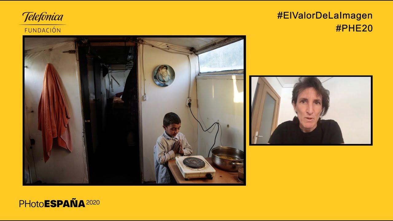 Contar el mundo. Susana Vera y Juan Medina | #ElValorDeLaImagen #PHE20