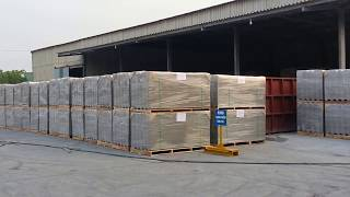 non asbestos corrugated roofing sheet production : how it works