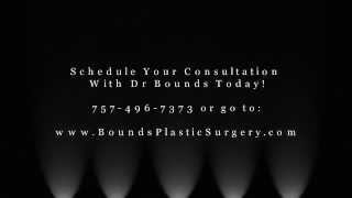 Facelift Virginia Beach -  Before and After  by Dr Bounds Plastic Surgeon