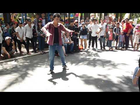Chain Hang Low freestyle dubstep dance - jibbs -...