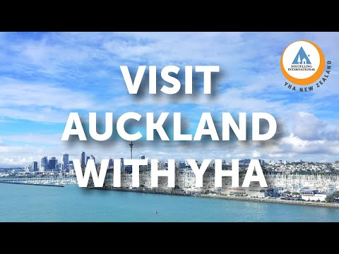 Visiting Auckland with YHA New Zealand