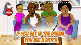 Eating in the dream  (Tegwolo again)