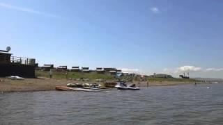 Красоты Сибири. Озеро Белё.(Белё — озеро в северной части Хакасии, на территории Ширинского района. Самый большой минеральный водоём..., 2015-07-18T01:34:35.000Z)