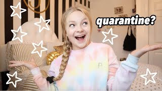 10 things to do while being quarantined! // Pressley Hosbach