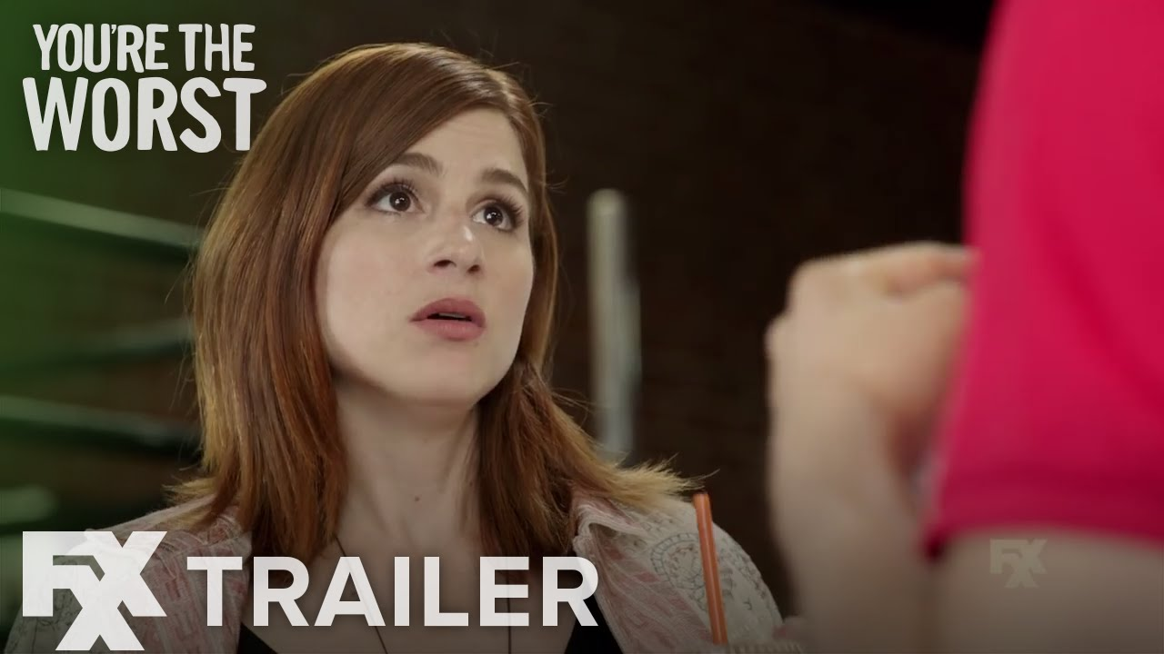 Download You're the Worst | Season 3 Ep. 3: Bad News: Dude's Dead Trailer | FXX