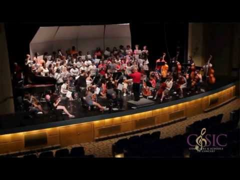 Commissioning Composers for Youth Music Programs (Grades 9 - 12)