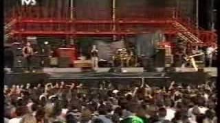 Šank Rock; Pravljica o mavričnih ljudeh, Koper 96'