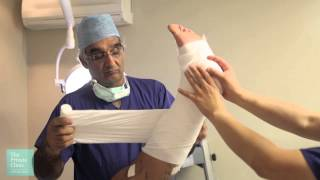 Varicose Veins Endovenous Laser Ablation (EVLA) and Sclerotherapy treatment - Birmingham