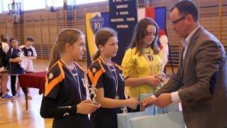Turniej Papieski w Piłki Ręcznej Dziewcząt