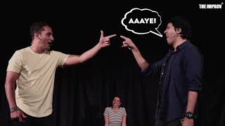 THE IMPROV | Danish and Saad fight over a Girl in Dakhni Urdu