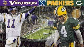 Randy Moss' Memorable Night in Lambeau! (Vikings vs. Packers, 2004 NFC Wild Card) | Vault Highlights