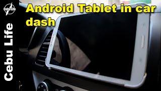 Android tablet as my car stereo | Cebu Life S02E22