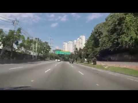 Sao Paulo City // Cable - Stayed Bridge