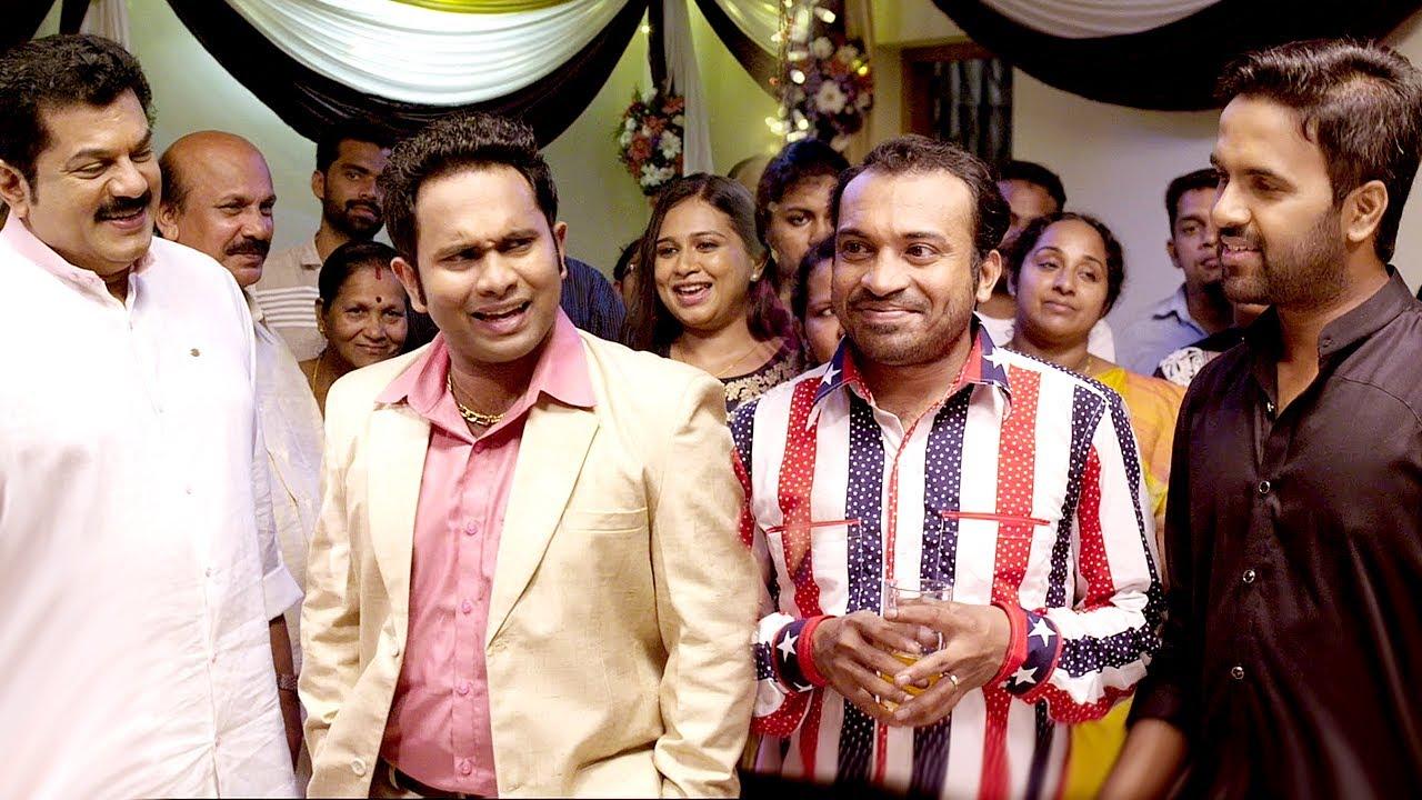 കണ്ടാലും പറയും പൊങ്ങച്ചക്കാരൻ അല്ല എന്ന് ... | Aju Varghese |  Latest Malayalam Comedy Scenes 2021